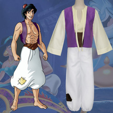 2019 Aladdin Costume Prince Cosplay Costume Halloween Costume