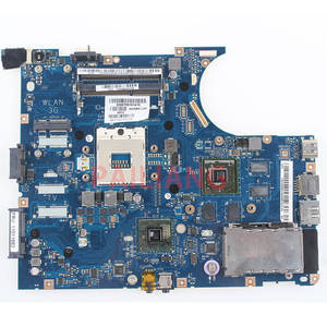 PAILIANG LA-5371P Laptop motherboard for Lenovo Y550P tesed DDR3 PC Mainboard 11011662