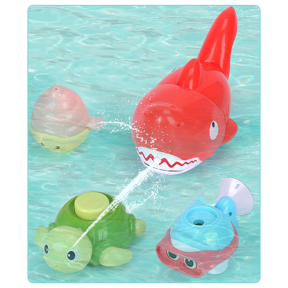 MrY 2019 Cartoon Baby Water Toys Baby Beach Toy Kids Cute Duck Penguin Egg  Swimming Playing With Sand