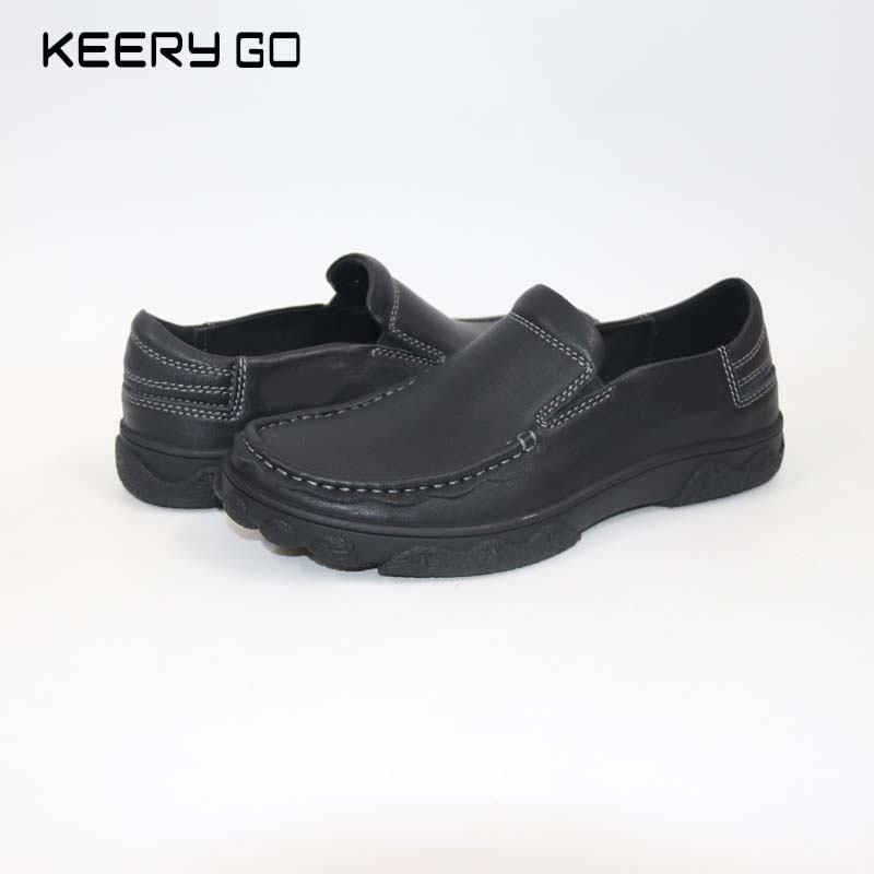 factory outlet The new casual shoes Leather shoes Men's Shoes Comfortable men's shoes lz1222x12530 heavy anchor reaming factory outlet