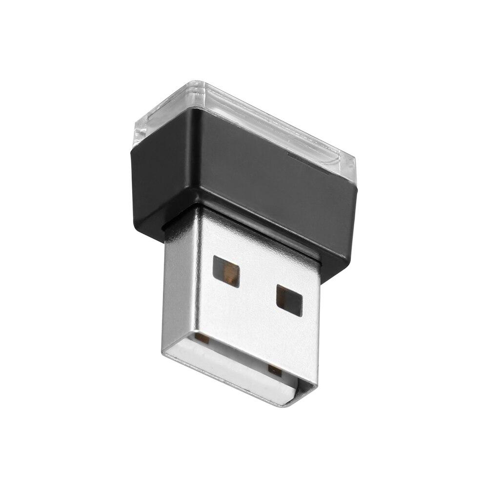 Us 083 37 Offrgb Lampka Nocna Z Usb Led Mini Bezprzewodowe Oświetlenie Wnętrza Samochodu Nastrojowe Oświetlenie Uniwersalny W Oświetlenie Nocne