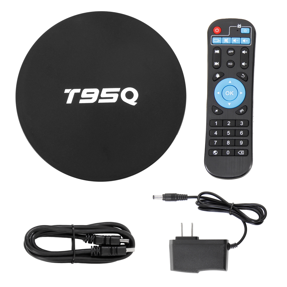 US $53 8 |T95Q Android 8 1 Amlogic S905X2 Smart TV BOX malaysia iptv  mypadtv Singapore IPTV Indonesia Australia Southeast thailand-in Set-top  Boxes