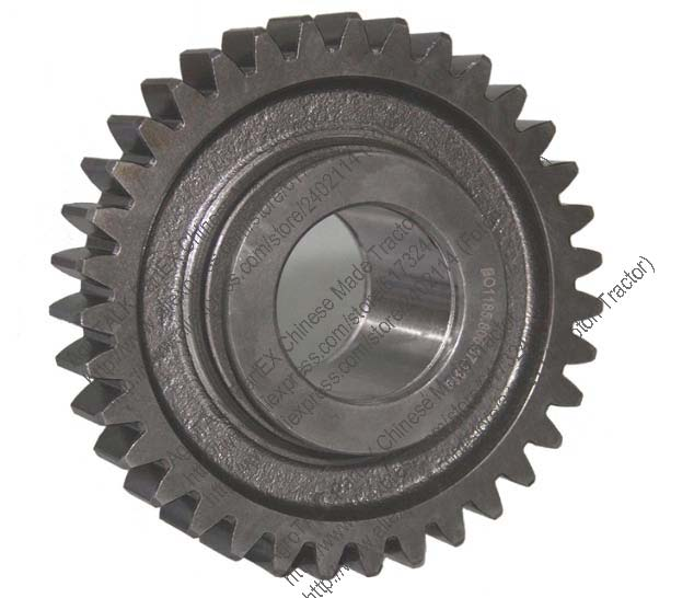 Foton tractor parts,  the middle gear for reverse , part number: FT800.37.134A б у foton bj1049