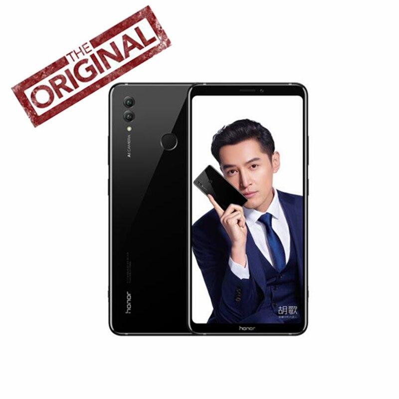 Original Honor Note 10 6GB RAM 128GB ROM Kirin 970 Octa core Smart Phone Dual SIM