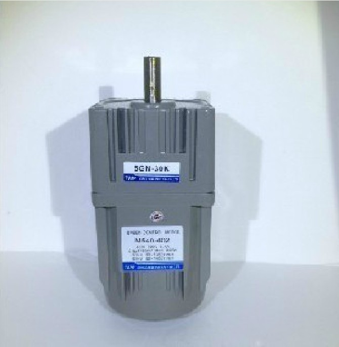 New Gear Motor /gearbox motor 5IK40GN-C in 220 VAC out Power 40W reduction ratio 1:10 have18 kind can choose Vertical AC motor 40w 50 hz 220v ac gear induction motors reduction 25 1 ac motor 5ik40gn c 5gn 25k