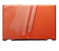Yeni Laptop Taban Alttan Kapak Lenovo YOGA13 Yoga 13 Turuncu Için Dizüstü Alt Kasa