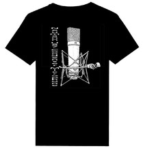 Neumann U87 Multi Pattern Large Diaphragm Condenser Microphone S 5Xl T Shirts(China)