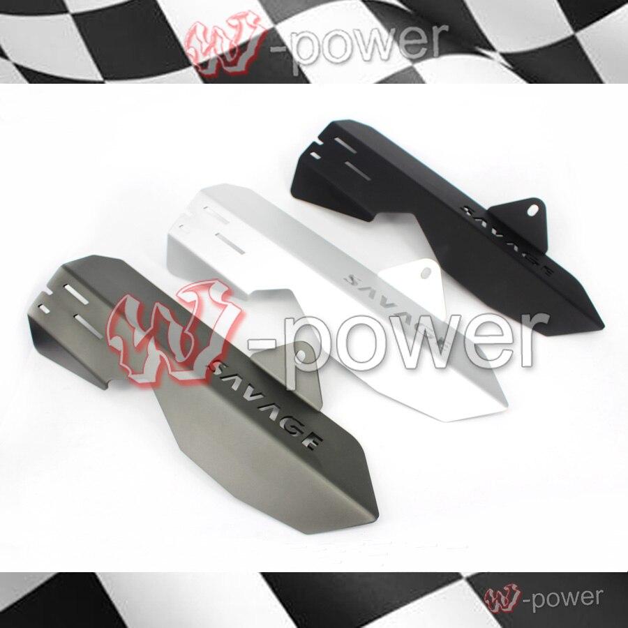 Задний глушитель щит крышка из алюминия, пригодный для BMW F800GS F700GS F650GS АДВ 08-17 08-12