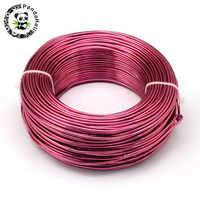 0.8mm 1mm 1.2mm 1.5mm 2mm 2.5mm 3mm 3.5mm 4mm Aluminum Wire for Jewelry Design Making DIY