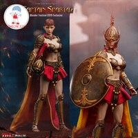 Limited TBLeague 1:12 Captain Sparta Action Figure Warrior Wonder Festival 2019 Exclusive PL2019 143B Whole Set Figurine Dolls
