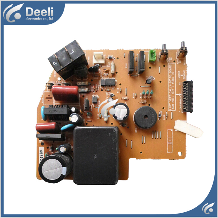 все цены на 95% new good working for air conditioning motherboard control board A74989 board sale онлайн