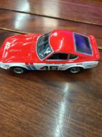 Brand New Delprado 1 43 Scale JAPAN 1970 BRE DATSUN 240Z JOHN MORTON Diecast Metal Car