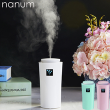 Car humidifier USB Aromatherapy essential oil diffuser air Ultrasonic humidifiers air Aroma diffuser mist maker 260ML