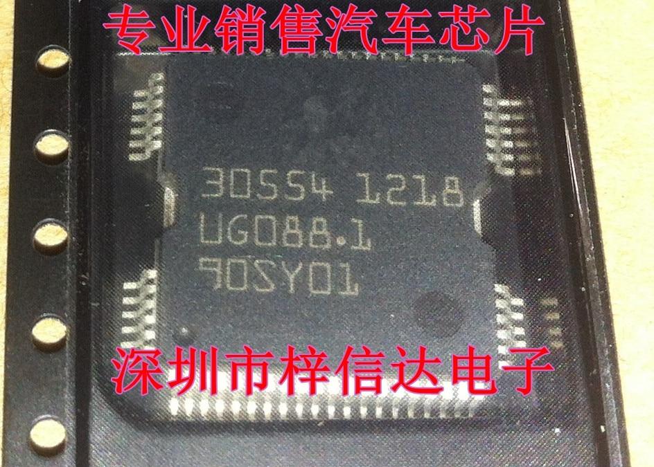 Бесплатная Доставка 10 шт./лот 30554 QFP автомобиля чип автомобилей IC новые оригинальные акции