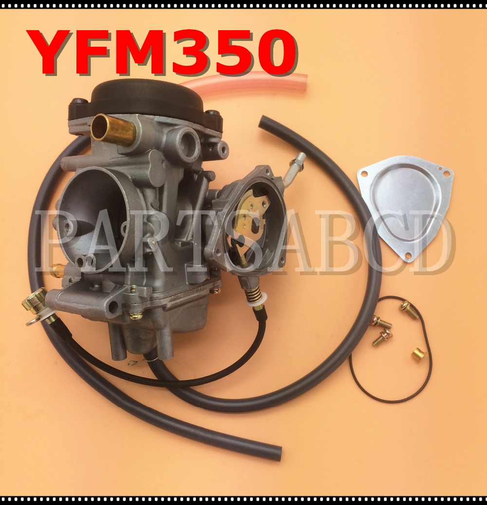 Partsabcd Carburetor For Yamaha Big Bear Wolverine Kodiak Grizzly 400 Fuel Filter Yfm350 Yfm400 Yfm450 In Atv Parts Accessories From Automobiles Motorcycles On