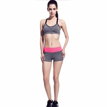 11 colors Women Shorts Summer 2016 Women s Printed Cool Sport Short Stretch Gym font b