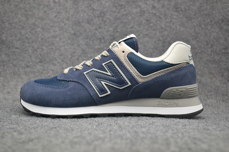 the best attitude 7a153 7dbe4 US $51.49 26% OFF|New Balance 574 NB574 classic running shoes men women  sport shoes Retro fashioned casual shoes 36 44-in Running Shoes from Sports  & ...