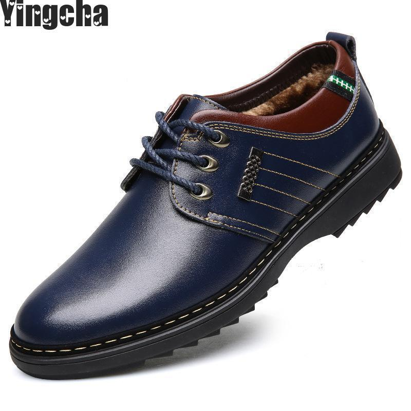 Hot Sale Genuine Leather Men Flats Shoes Hand Sewing Men Oxfords Zapatos Hombres Trendy Men Leather Shoes Black Brown Blue zjnnk hot sale genuine leather men casual shoes black brown men flats handmade men father shoes lace up men shoes dropship h825