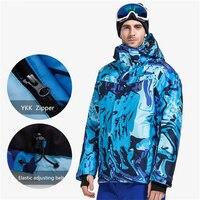 2017 Suit Snowboard Winter Jacket Men Waterproof Windproof Winter Ski Clothing China Shop Online Ski Jacket