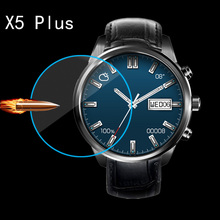 1 39 inch Tempered Glass Finow x5 x5plus Lem5 smart watch Screen Protector same suit for