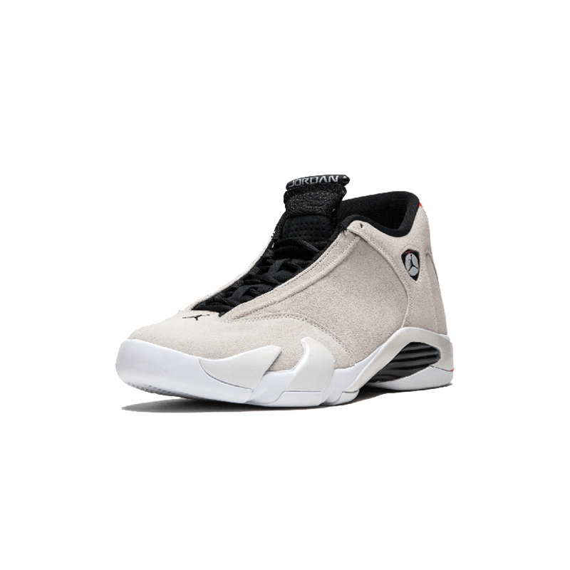 Original Authentic NIKE Air Jordan 14 Retro Men's Basketball Shoes Sport Outdoor Sneakers Medium Cut Lace-Up Good Quality 487471 77