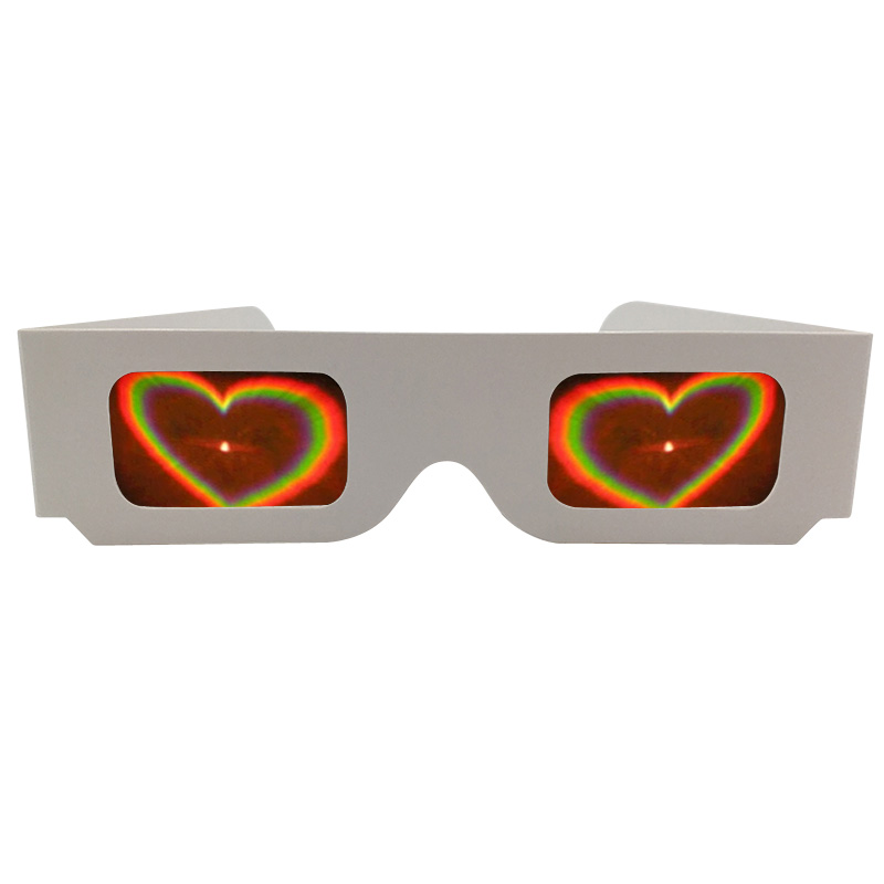 3d Glasses/ Virtual Reality Glasses Industrious 200pcs Festivals Concerts Heart Lens/star Smile Lens Effect Light Diffraction Fireworks Rainbow Glasses Cheap Wholesale Consumer Electronics