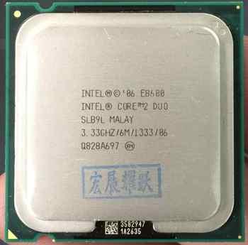 Intel Core 2 Duo Processor E8600 (6M Cache, 3.33 GHz, 1333 MHz FSB) SLB9L EO LGA775 Desktop CPU Intel central processing unit - DISCOUNT ITEM  5 OFF Computer & Office