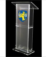 detachable cheap acrylic church lectern все цены