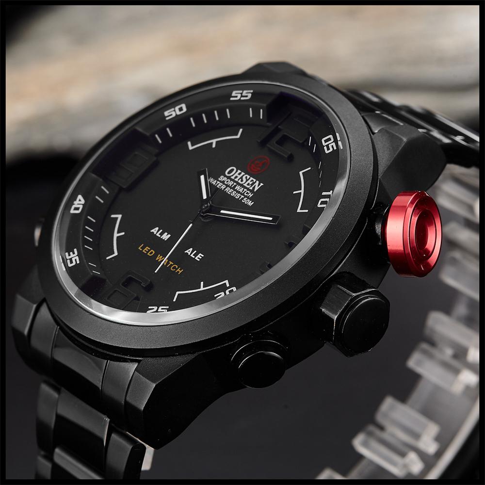 New Watch Men's Military Watches Sports Quartz Wristwatches (26)