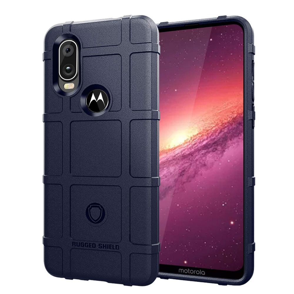 Image 2 - Conelz For Motorola One Vision Case TPU Case Cover Shockproof Amor Case Rugged Shiled Case