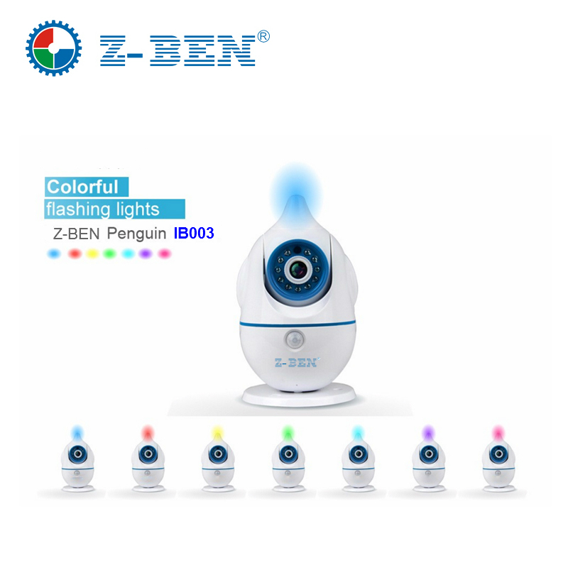ZBEN 720P HD Wifi IP Camera Wireless Smart P2P Baby Monitor IB003 Network Security Camera Home Protection Mobile Remote Cam baby monitor camera wireless wifi ip camera 720p hd app remote control smart home alarm systems security 1mp webcam yoosee app