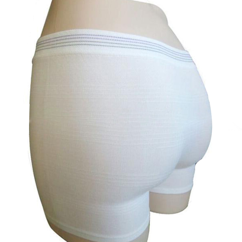 10 Pcs/Set Pregnant Woman Disposable Underwear Menstrual Period Maternity Panties Pregnant Briefs