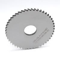 2pcs 100*1.9 100*3 circular slitting Saw blade 100mm out dia milling cutter