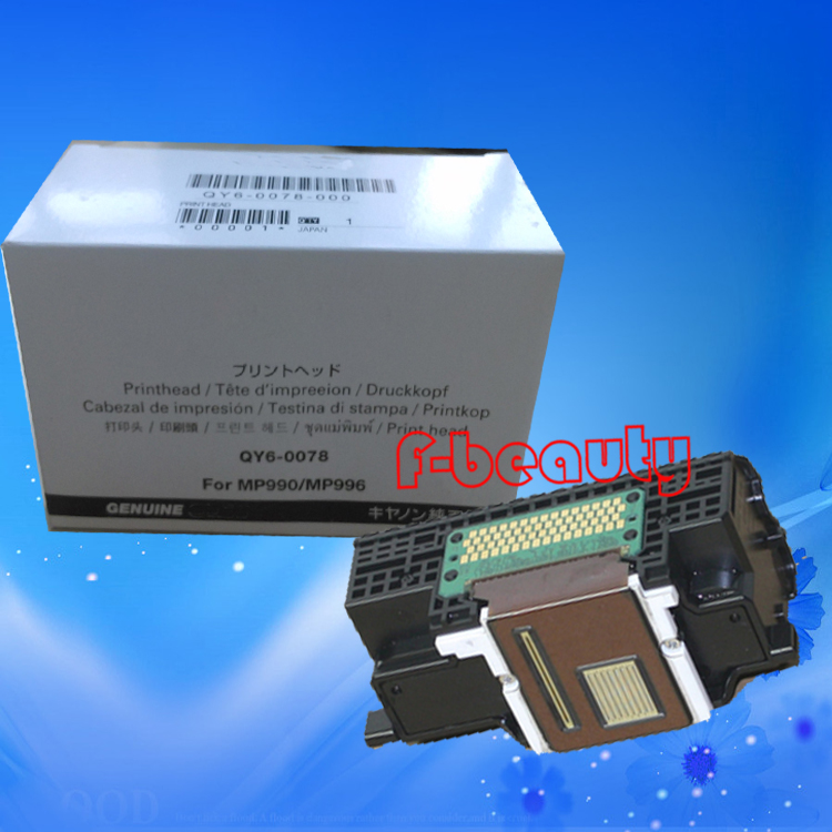 HOT SALE] QY6 0078 Printhead FOR CANON MG6220 MG6140 MG6180