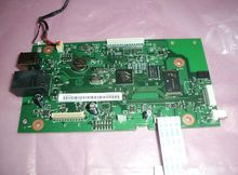 Free shipping Formatter Board for HP Color LaserJet Pro MFP M177 M177FW PCA-Formatter Wireless CZ165-60001 printer parts on sale
