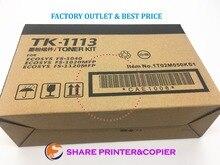 נתח חדש תואם TK1113 טונר מחסניות עבור Kyocera FS1120 fs1025 fs1040 fs1060 fs1120 fs1125Mfp