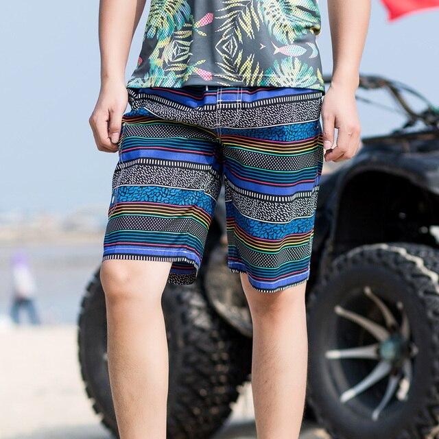 Настольные Шорты Мужчин Бренд Одежда Boardshort M/3Xl Мужские Случайные Плюс Размер Цветок Свободные Шорты Печати Досуг Шорты-Бермуды J1775