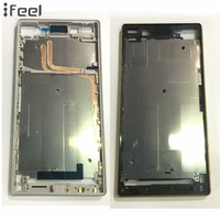 Ifeel Frame A Cover Holder Housing Middle Bezel Assembly Replacement Part For Sony Xperia Z5 Black