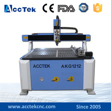 AKG1212 hot sale product of metal or nonmetal lathe machinery machine 4 axis cnc router price