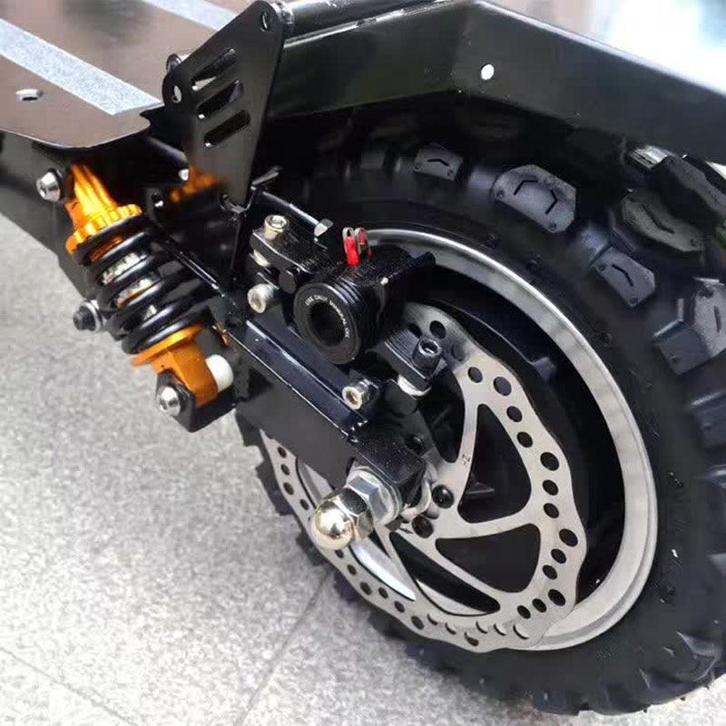 Trottinette électrique puissante 2 roues trottinette électrique debout planche à roulettes électrique adulte coup de pied trottinette électrique hoverboard - 4