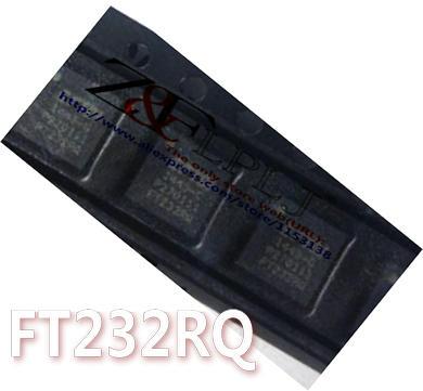FT232RQ FT232 RQ QFN-32 original Novo 5 pçs/lote