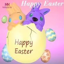 Beautiful Toys  Poopsie slime surprise Squishy Happy Easter Bunny Egg Scented Slow Rising Collect Easter Gift In Gags Toys