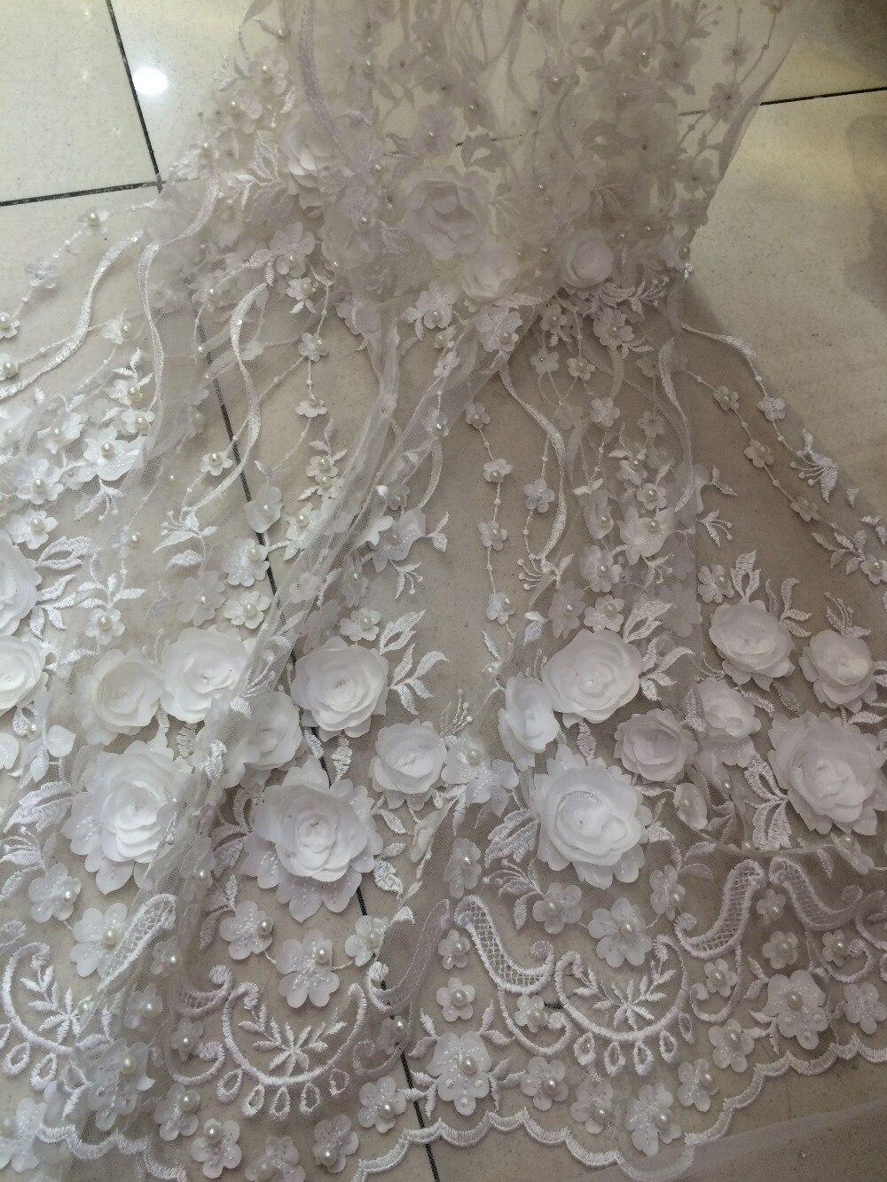 Schön Perlen Stoff Für Brautkleider Fotos - Brautkleider Ideen ...