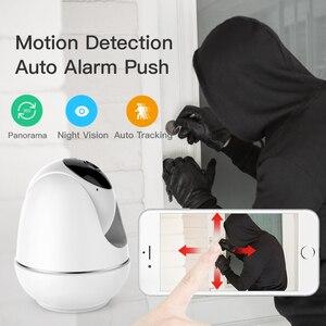 Image 3 - 인간의 홈 보안 감시 cctv 네트워크 와이파이 카메라의 1080p 클라우드 무선 ip 카메라 지능형 자동 추적