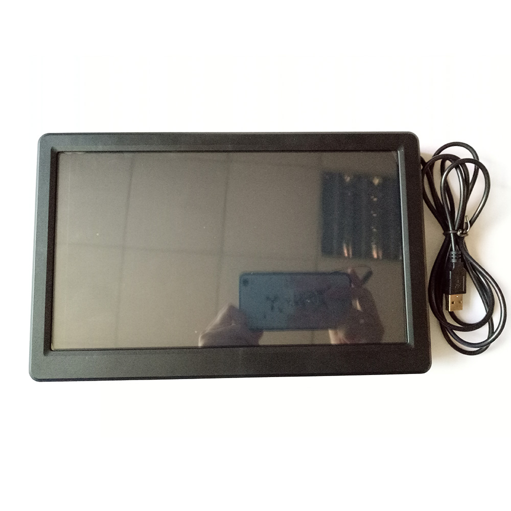 10 1 inch LCD touch screen Adaptation Tinker Board Raspberry Pi HDMI Or VGA interface 1920x