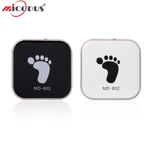Personal GPS Tracker MD-802 Mini Size Tracker Worldwide Quad-band Can Play Back Free Web Tracking GPS+ AGPS+LBS+Wifi Positioning