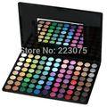 Pro 88 mate Color de sombra de ojos Shimmer cosméticos paleta de maquillaje de la boda conjunto de espejos