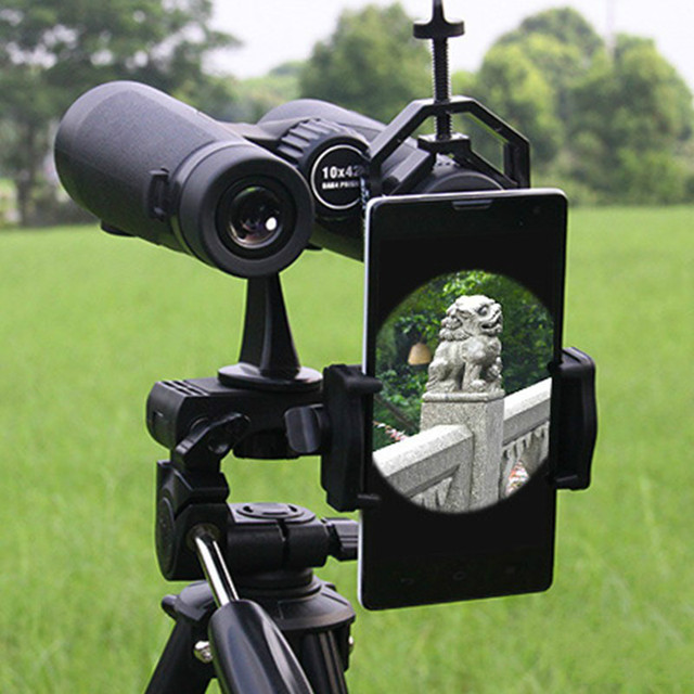 Universal Mobile Phone Digital Camera Adapter kit Mount for Binocular Monocular Spotting Scope Teleskop and Microscope Holder
