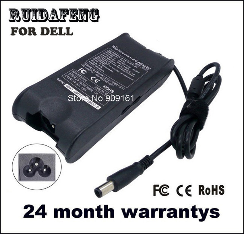 19.5V 3.34A PA-12 65W hálózati adapter LAPTOP töltő dell Inspiron - Laptop kiegészítők