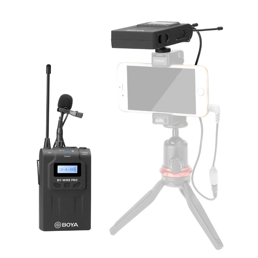Lavalier Wireless Microphone4